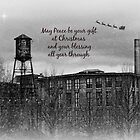 The Old Loft (II) - greeting card by Scott Mitchell