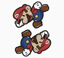 Super Mario ×2 by skaz ★ $1.49 Stickers