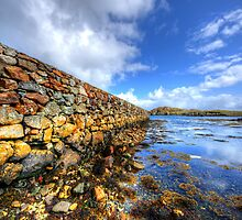 Rodel, Isle of Harris by Stephen J Smith