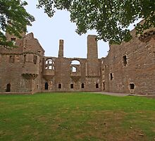 Earls Palace Kirkwall by kalaryder
