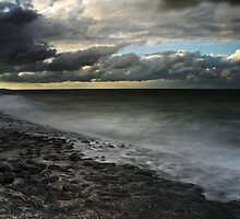 Threatening sky by Adri  Padmos