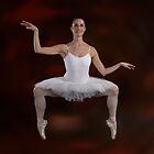 Shimmer, Ballerina Rebecca Flynn by Andrew Jones