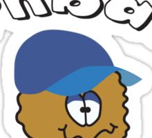 The Cornballer Sticker