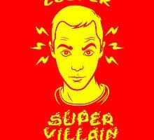 Super villain  by redwane
