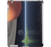 Reflections of Saturn iPad Case/Skin