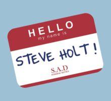 Steve Holt! Kids Clothes