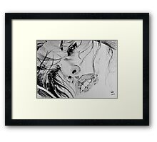 PRINCESS SARAH 3!!!! Framed Print