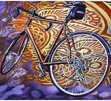 Cannondale Touring Bicycle by markhowardjones