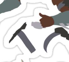 Armor King Sticker
