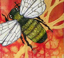 Flight of the Bumblebee by Lynnette Shelley