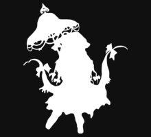 Yakumo Yukari - Touhou Project (White) by Sukima