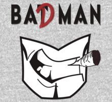 Bat(D) Man by WRBclothing