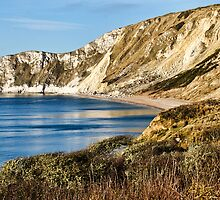 Worbarrow Bay by Susie Peek