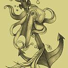 La Pieuvre by MareveDesign