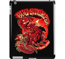 BUG STOMPER iPad Case/Skin