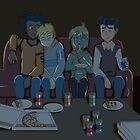 Heroes Movie Night by AdrianaC
