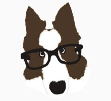 Hipster Dog by PrussianCat