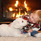 Puppy Love by Delmas Lehman