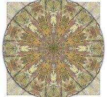 Garden Stone Mandala 32a by haymelter