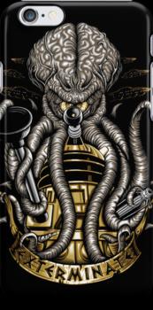 Dalek Pride - Iphone Case #2 by TrulyEpic