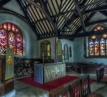 St Digain's by Ian Mitchell