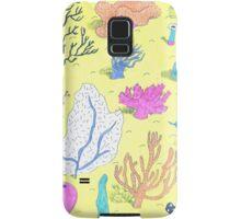 corals Samsung Galaxy Case/Skin