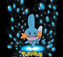"Start With Mudkip ""IPHONEs, S4 & S3 only"" by Winick-lim"