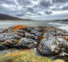 Seilebost, Isle of Harris by Stephen J Smith
