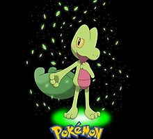 "Start With Treecko ""IPHONEs, S4 & S3 only"" by Winick-lim"