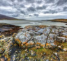 Seilebost, Isle of Harris by English Landscape Prints