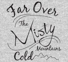 Misty Mountains - Distressed by Leah Price