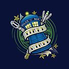 Timey Wimey - Ipad Case by TrulyEpic