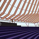 Sydney Opera House Interior by exvista