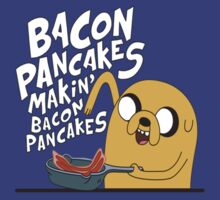 Bacon pancake by sevenn