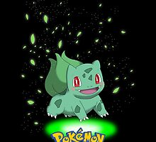 "Start With Bulbasaur ""IPHONEs only"" by Winick-lim"