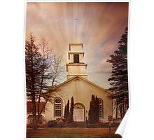 Rochester Reformed Church Poster