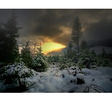 Just Another Dream ~ Fresh Snow ~ Photographic Print
