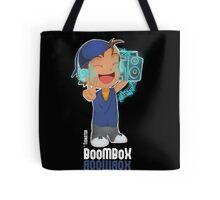 BoomBox, Music, Bass, Musical, HipHop, Beats, DJ  Tote Bag