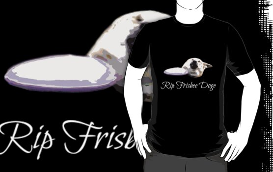 RIP Frisbee Doge by DopeDoge