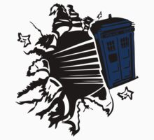 Doctor Who T-Shirts & Hoodies Kids Clothes