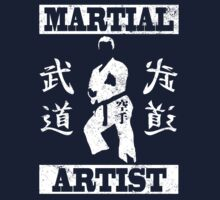 Martial Artist by AlphaAttire