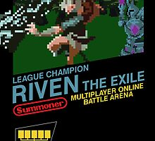 8-bit Champion: Riven by HenkusFilijokus