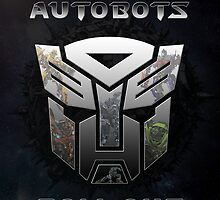 Autobots, Roll Out! by coolz77