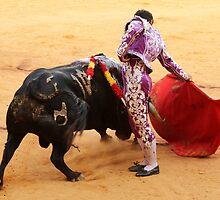Corrida de toros by airon
