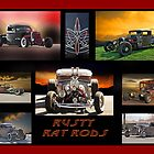 Rat Rod Collection I by DaveKoontz