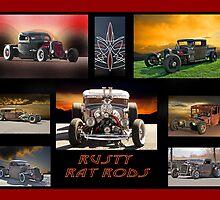 Rat Rod Collection I by DaveKoontz