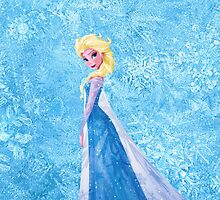 Queen Elsa by emilyg23