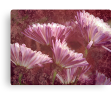 Flower Tapestry Canvas Print