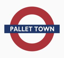 Pokemon - London Underground Pallet Town by TheBlueOwl