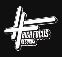 HIGH FOCUS logo by Ritchie 1
